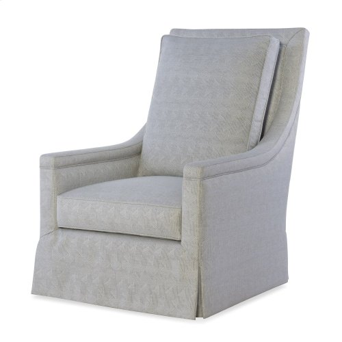 Newport Skirted Chair