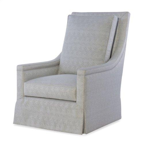 Newport Skirted Chair