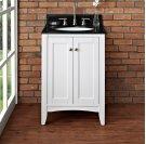"Shaker Americana 24"" Vanity - Polar White Product Image"