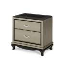 After Eight Titanium Nightstand Product Image