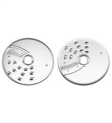 KitchenAid® Reversible Slicer/Shredder Disc Accessory for 7 Cup Food Processor - Other