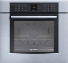 "30"" Single Wall Oven 800 Series - Stainless Steel HBL8450UC"