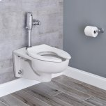 American StandardAfwall 1.1 GPF with Selectronic Flush Valve - White