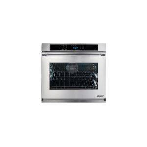 "DacorRenaissance 30"" Single Wall Oven in Stainless Steel - ships with Pro Style handle."