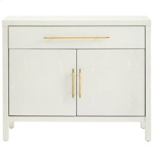 Panavista Archetype Bachelor's Cabinet in Pearl