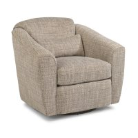 Jaxon Fabric Swivel Chair Product Image