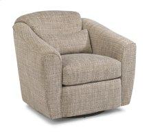 Jaxon Fabric Swivel Chair