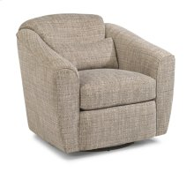 Jaxon Fabric Swivel Chair