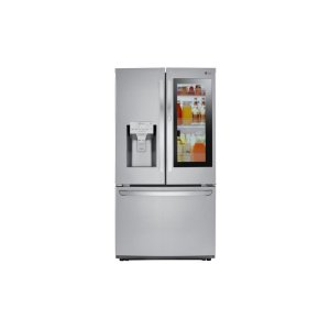 26 cu. ft. Smart wi-fi Enabled InstaView Door-in-Door® Refrigerator - STAINLESS STEEL