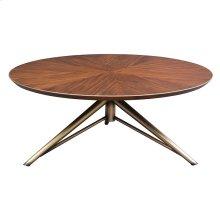 Konrad Coffee Table  Carob