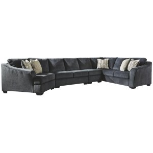 AshleySIGNATURE DESIGN BY ASHLEYEltmann 4-piece Sectional With Cuddler