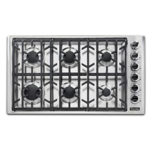 "Viking36"" Gas Cooktop, Propane Gas"