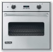 "Graphite Gray 27"" Single Electric Premiere Oven - VESO (27"" Single Electric Premiere Oven)"