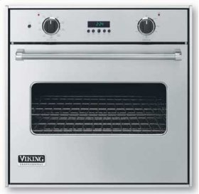 "Metallic Silver 27"" Single Electric Premiere Oven - VESO (27"" Single Electric Premiere Oven)"