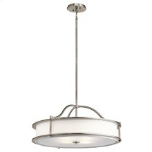 Emory Collection Emory 3 Light Pendant/Semi Flush - CLP
