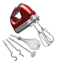 9 SPEED EXCLUSIVE HAND MIXER CANDY APPLE - Candy Apple Red