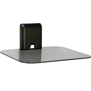 On-Wall AV Shelf for Components Up to 15 lbs -