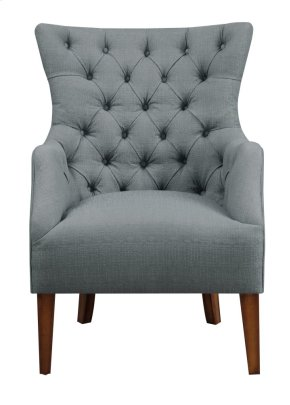 Emerald Home Scholar Accent Chair-spruce U3506-05-03