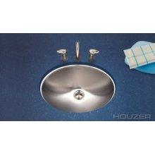 Undermount Lavatory Oval Sink ch-1800
