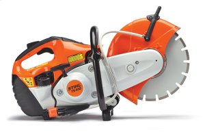 Stihl Cutquik® Cut-Off Machine with X2 air filtration and anti-vibration system