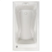 Evolution 60x32 inch Deep Soak EverClean Air Bath - White