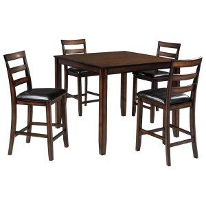 Ashley FurnitureSIGNATURE DESIGN BY ASHLEYDRM Counter Table Set (5/CN)