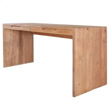 Wyatt KD Desk, Antique Woodland
