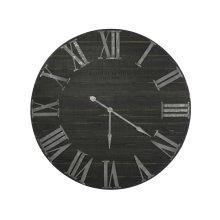 Black Joseph Wall Clock