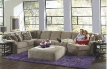 Malibu Sectional - Taupe
