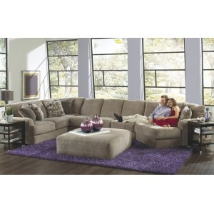 Jackson FurnitureArmless Loveseat - Adobe
