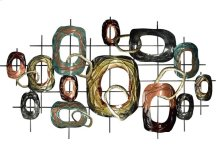 MH1128  Abstract Open Ovals