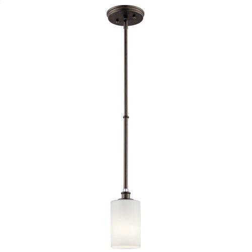 Joelson 1 Light Mini Pendant Olde Bronze®