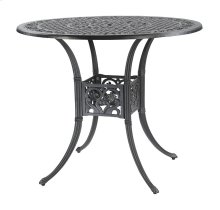 "Michigan 48"" Round Bar Table"