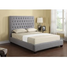 Headboard/footboard/rails/slats Kit 5/0 Upholstered