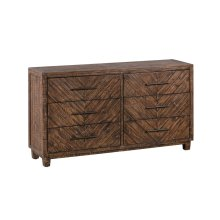 Pembroke Plantation Sedona Chevron Chest