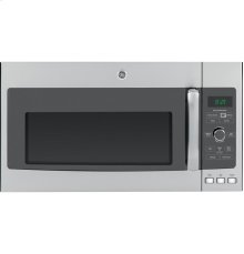 ( DISCOUNTINUED FLOOR MODEL) GE Profile Series 2.1 Cu. Ft. Over-the-Range Sensor Microwave Oven