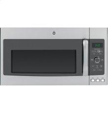 ( DISCOUNTINUED FLOOR MODEL) GE Profile Series 2.1 Cu. Ft. Over-the-Range Sensor Microwave Oven