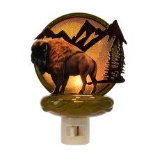 Buffalo Night-Light