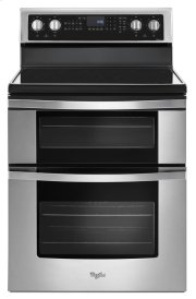 6.7 Cu. Ft. Electric Double Oven Range with True Convection Product Image