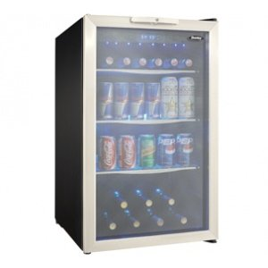 DanbyDanby 124 Can Capacity Beverage Center