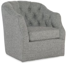 Living Room Addie Swivel Chair