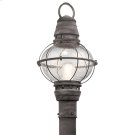 Bridge Point Collection Bridge Point Outdoor Post Lantern in WZC Product Image