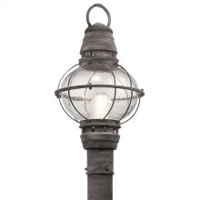 Bridge Point Collection Bridge Point Outdoor Post Lantern in WZC