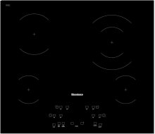 "24"" electric cooktop, 4 burner, touch controls"