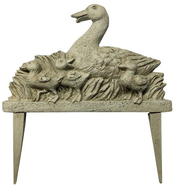 """10.8"""" Duck Edging, Concrete Finish #318717"""
