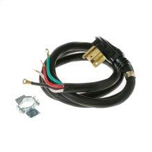 Range Cord 6' 50 Amp 4 Wire