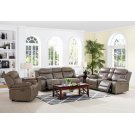 Anya Dual Recliner Console Loveseat Product Image