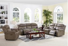 Anya Power Loveseat W/pwr Hdrst