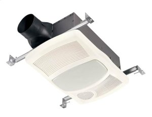 Heater/Fan/Light, 1500W Heater, with 100W Incandescent Light, 100 CFM; Ventilation Fans Product Image
