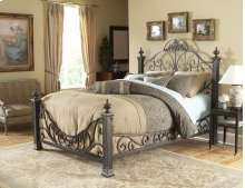 Baroque Bed - KING